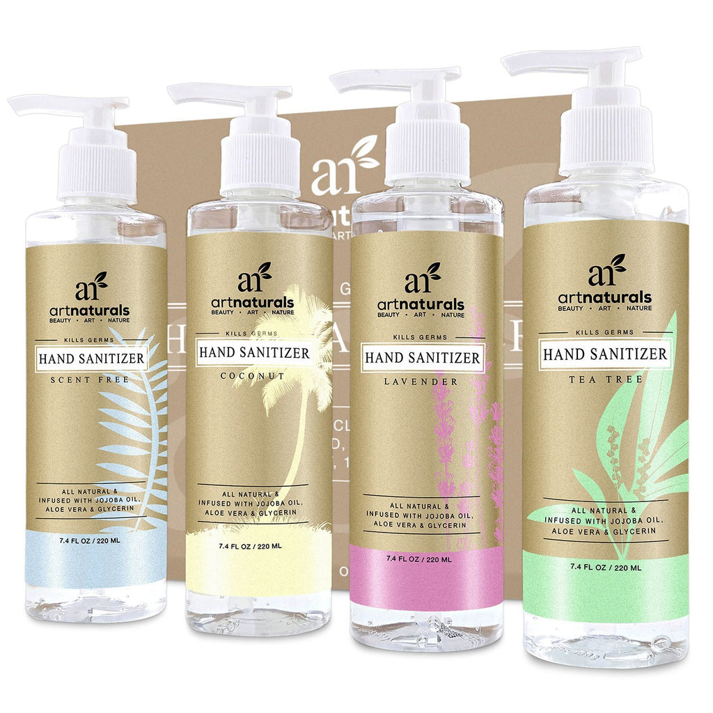artnaturals® Hand Sanitizer Set
