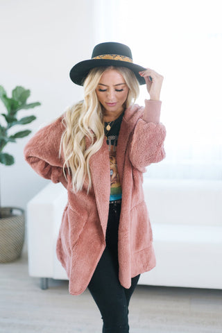 Pocket Sweater Cardigan