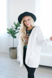 Sherpa Pocket Cardigan - Fancy Frills Boutique