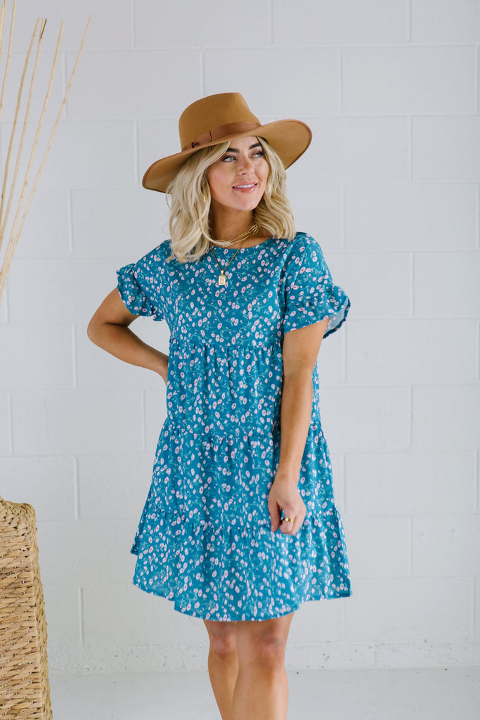 Babydoll Beach Dress