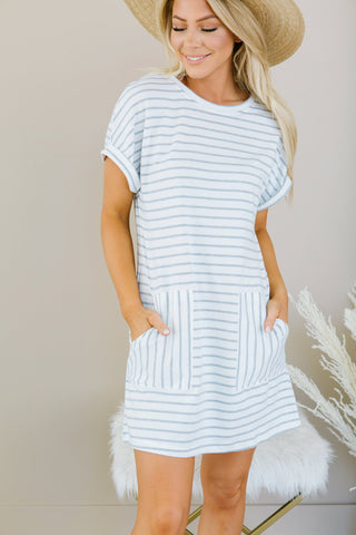 Striped Spring Romper