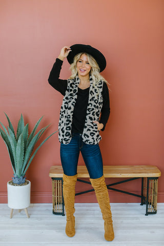 Striped Color Block Fall Cardigan