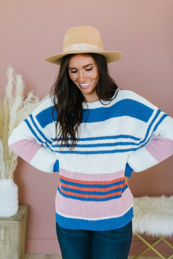 Fall Slouchy Sweater
