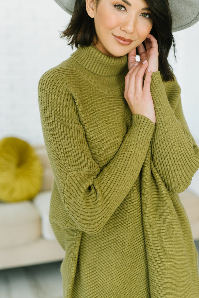 Lux Tunic Sweater