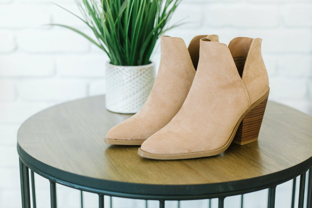 Slip On Booties