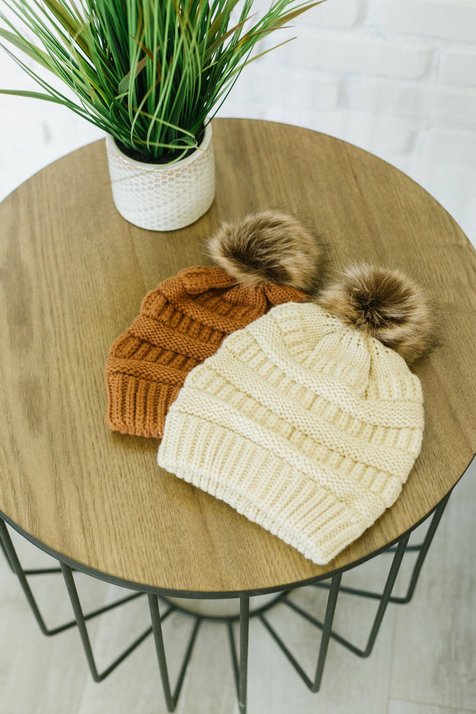 Solid Winter Beanies