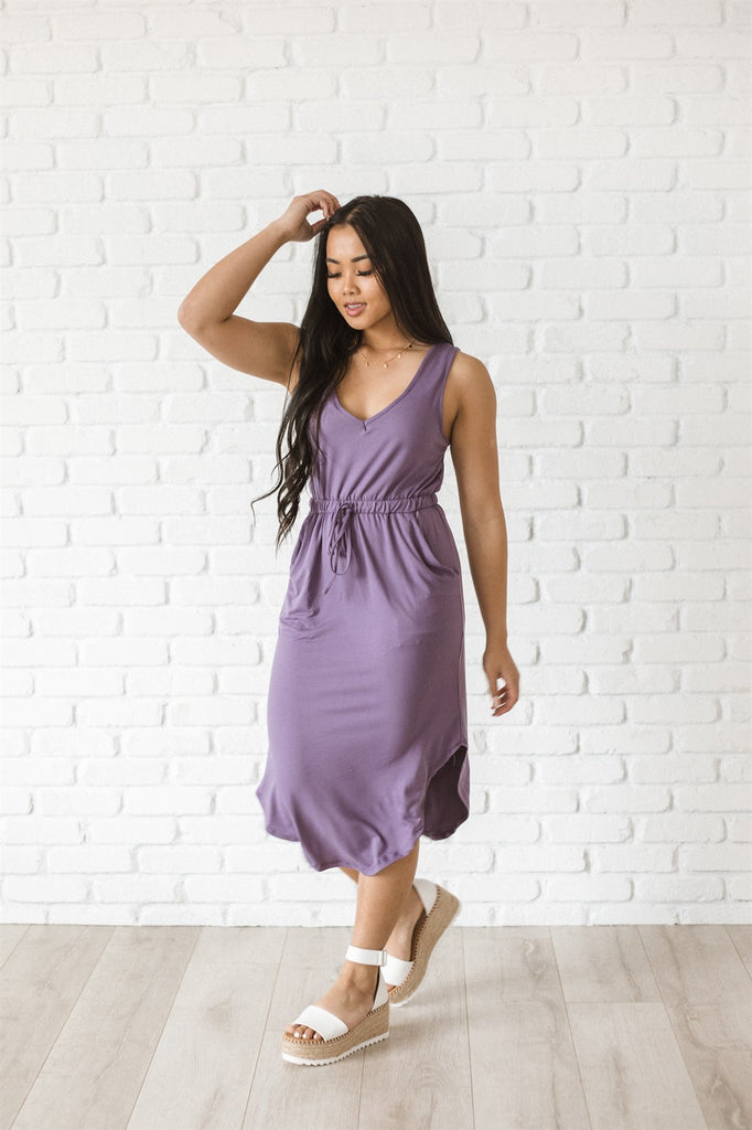 Stroll On the Beach Dress