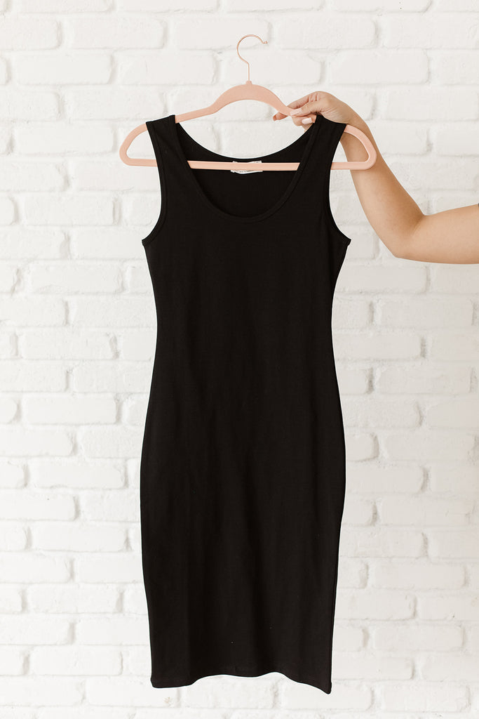 Essential Tank Dress