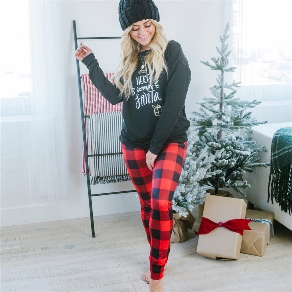 Holiday Pajama Set