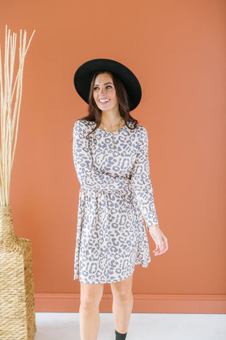 Swiss Dot Dress