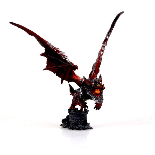 FIGURINE - DEATH DRAGON WOW 20cm PVC