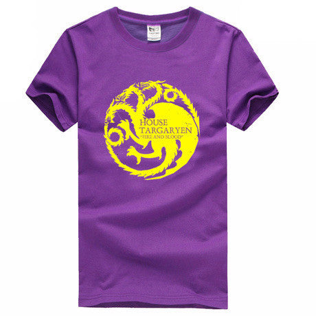 Tshirt - House of targaryen