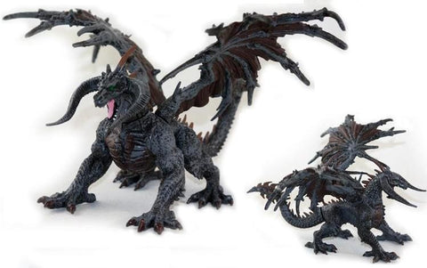 FIGURINES - DRAGON ACTION FIGURES 4 MODELES