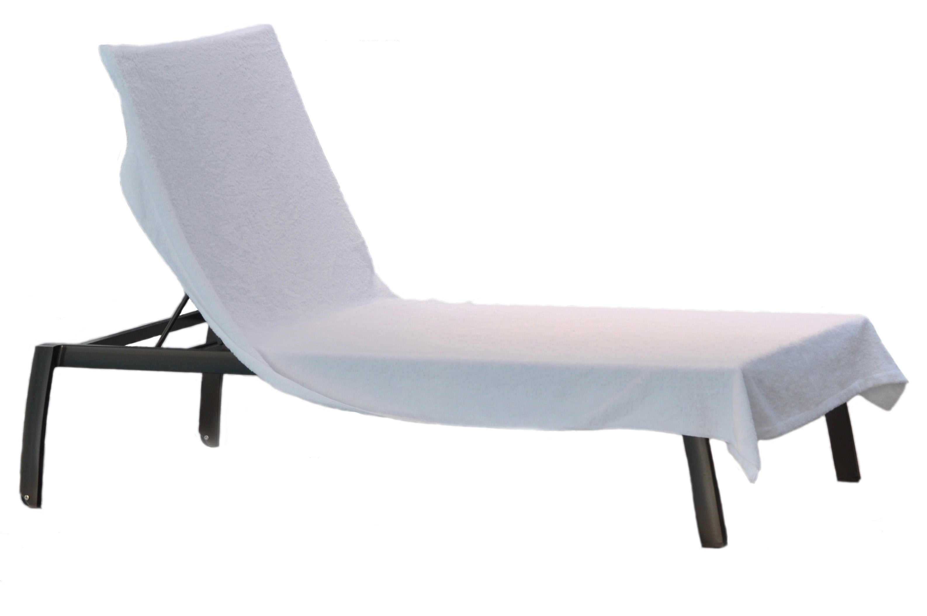 Caribbean Natural Pool Side Lounge Chair Cover Collection
