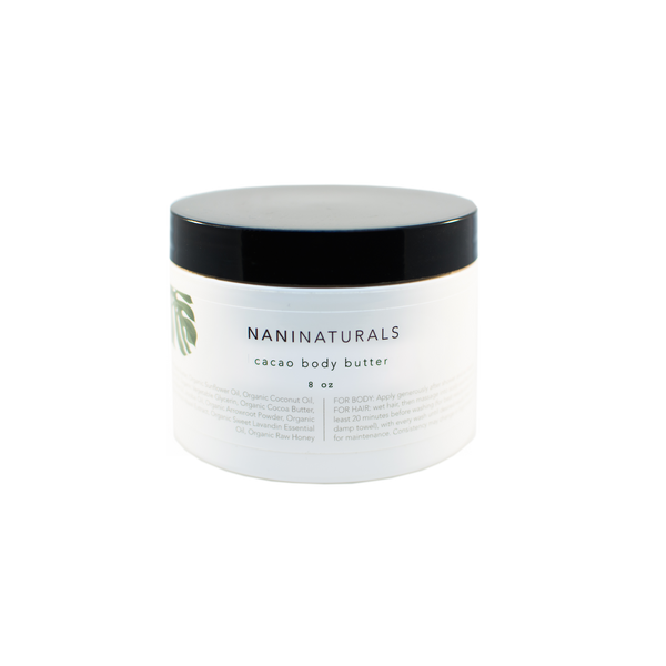 NANI Naturals Cacao Body Butter