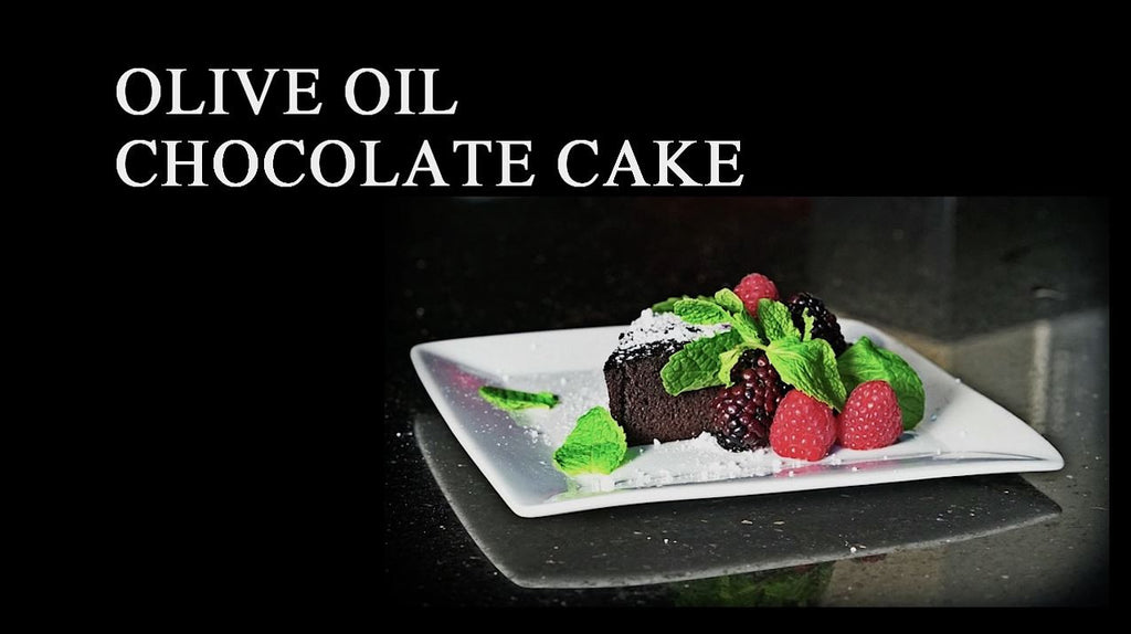 BR-2 Dome Oven - Make The Perfect Olive Oil Chocolate Cake