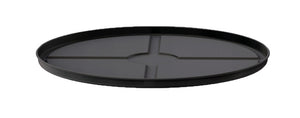 "Part: BR-2 Round Baking Pan 12"" (Black)"