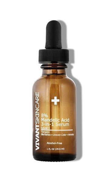VIVANT 8% MANDELIC ACID 3-IN-1 SERUM