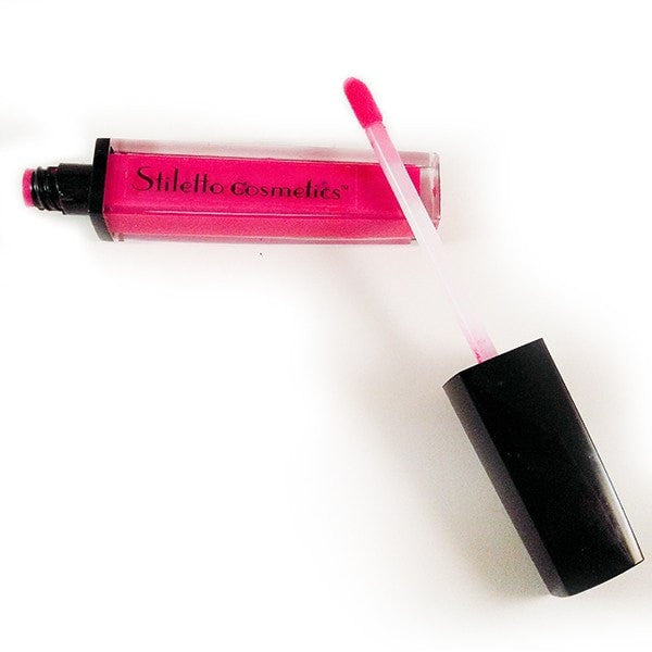 Atomic Passion - A bright fuchsia pink with a lot of pop.
