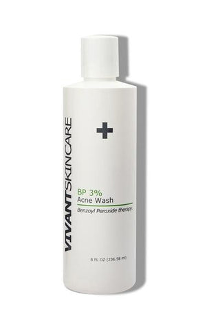 BP 3% ACNE WASH