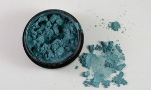 Aquamarine Mermaid - A shimmering aqua teal