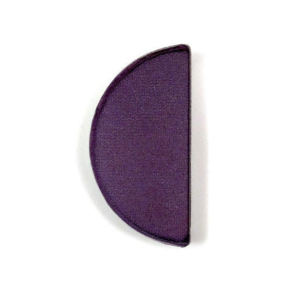Plum Passion Matte - an intense plum brown matte.