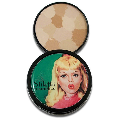 A mosaic blend of various tones to create the perfect match to your skin and give a nice medium coverage.