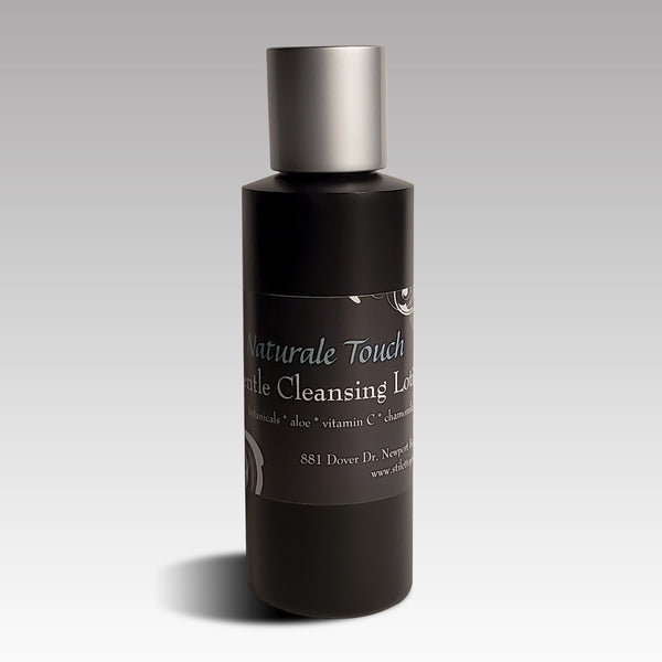 Gentle Cleansing Lotion - 4 ounce Bottle