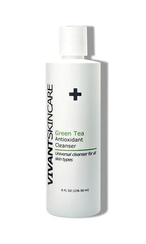 VIVANT GREEN TEA ANTIOXIDANT CLEANSER