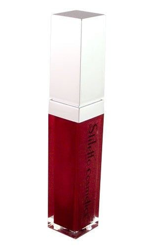 Bombshell - A bold sheer burgundy-bubbly like cherry cola.