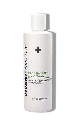 VIVANT MANDELIC ACID 3-IN-1 WASH