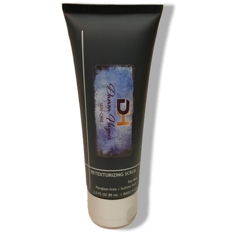 Retexturizing Scrub Cleanser A gentle microdermabrasion in a tube