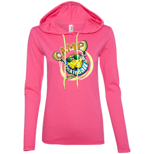 T-Shirt Hoodie - Women - Camp PickleBall