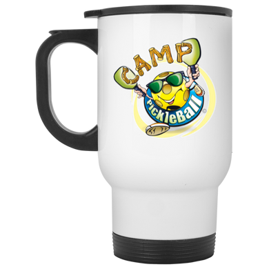 Travel Mug - Camp PickleBall