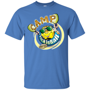 Ultra Cotton T-Shirt - Camp PickleBall -Unisex