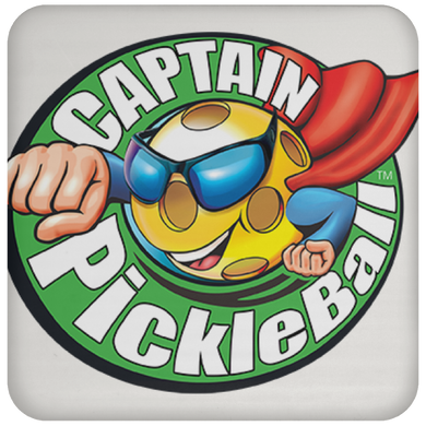 Coaster - Captain Pickleball