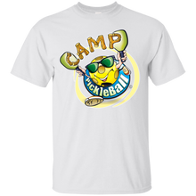 Load image into Gallery viewer, Ultra Cotton T-Shirt - Camp PickleBall -Unisex