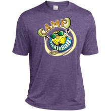 Load image into Gallery viewer, Heather  Dri-Fit Tee - Mens - Camp PickleBall