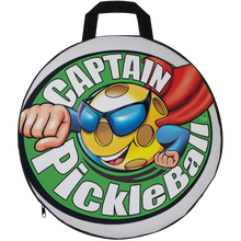 Load image into Gallery viewer, Round Seat Cushion- Captain Pickleball