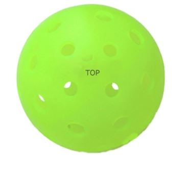 6 Outdoor Balls (TOP)  - Same as the  Dura-40 Balls
