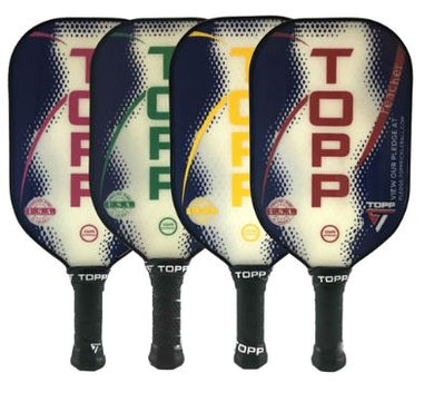 TOPP Pickleball Paddle - Reacher-Composite