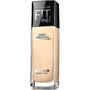 FIT ME DEWY + SMOOTH DE MAYBELLINE