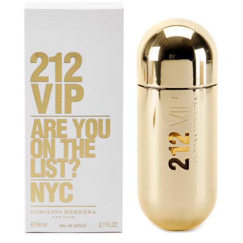 212 VIP Are You On The List? NYC - Carolina Herrera - EDP 80ml