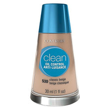 Base Liquida - Clean Oil Control Anti Luisance - Covergirl