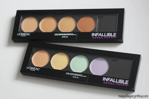 INFALLIBLE TOTAL COVER DE LOREAL