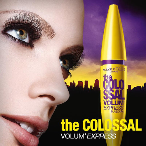 The Colossal Volum'Express de Maybelline