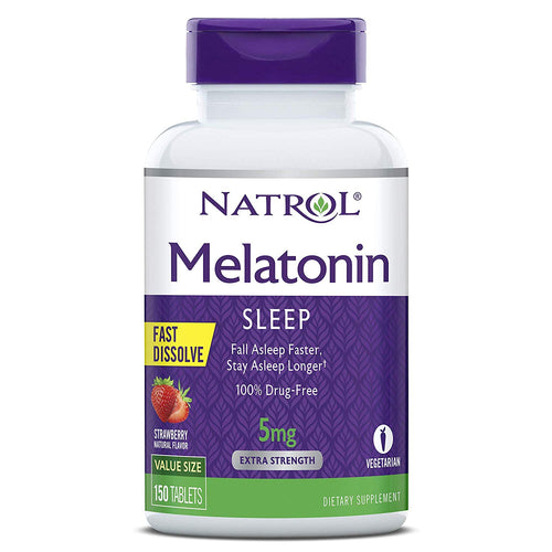 Melatonin Natrol 5mg 150 tabletas