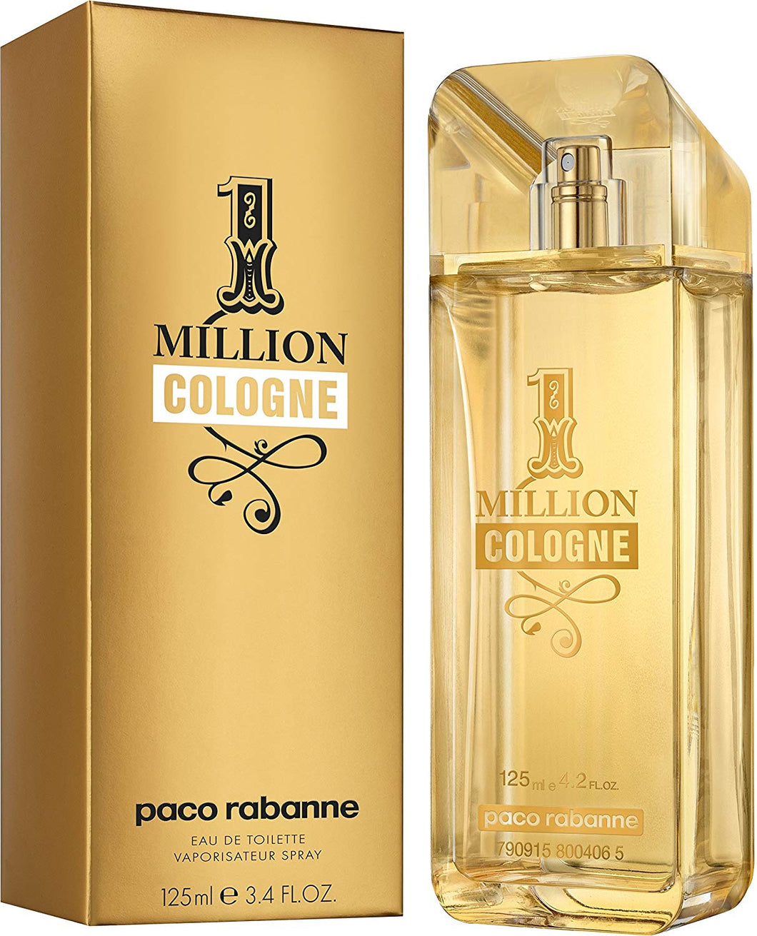Cologne -Paco Rabanne One Million  125 ml