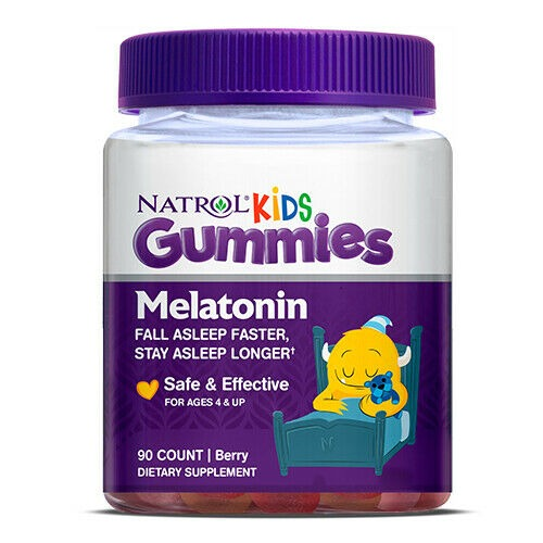 Natrol - Kids Melatonin Gummiues