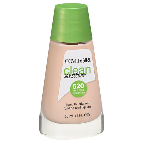 COVERGIRL CLEAN SENSITIVE BASE LIQUIDA 30ML